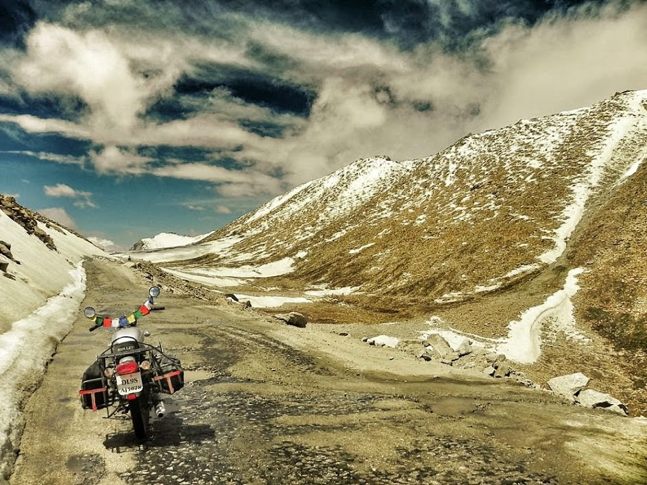 A Dream Bike Trip to Ladakh