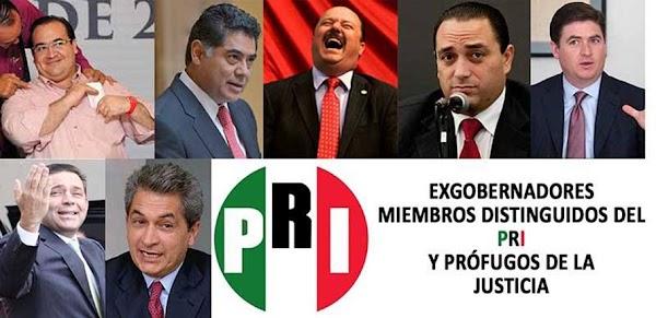 Premio Pulitzer ratifica vínculos de exgobernador mexicano con narco
