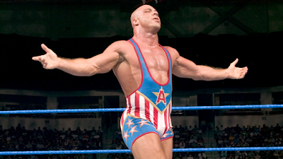 Kurt Angle Returns to WWE