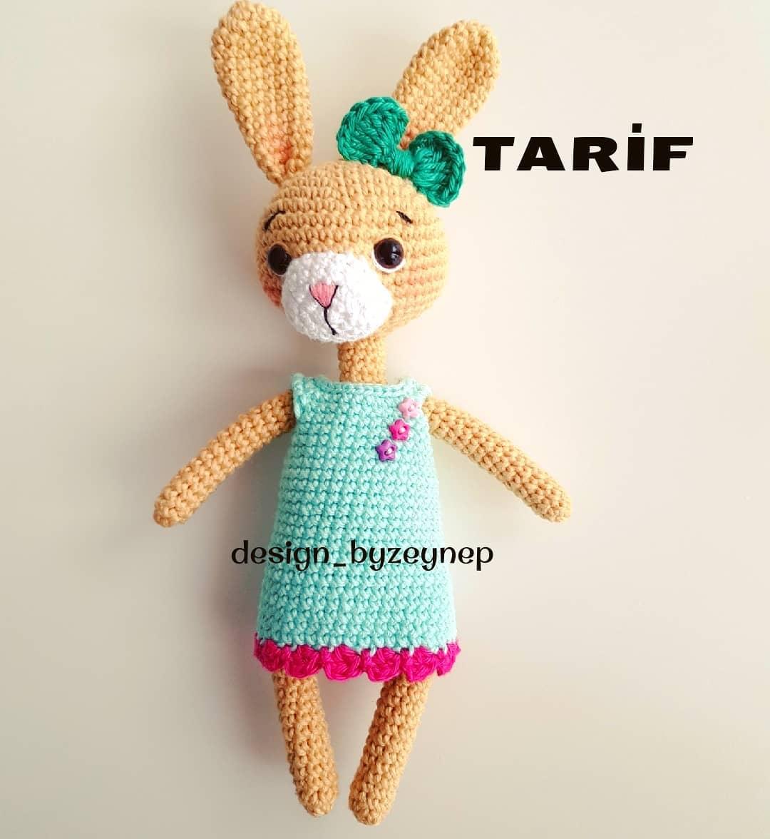 Leithygurumi: Narin Bebek - Türkçe - Ücretsiz - Amigurumi Doll ... | 1176x1080