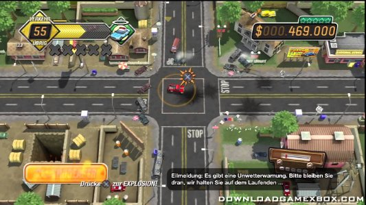 Burnout Crash PSN - Download game PS3 PS4 RPCS3 PC free