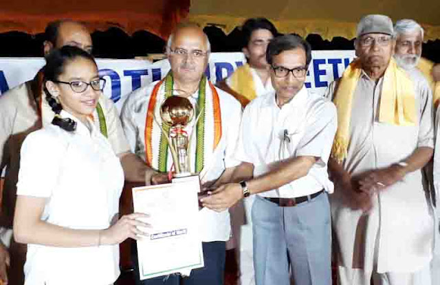 Completion of three-day championship at Asha University School, West Bengal Champion