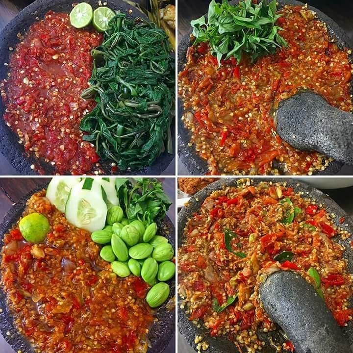 sambal enak resepi sambal terasi  dapur kak tie Resepi Sambal Belacan Atkins Enak dan Mudah