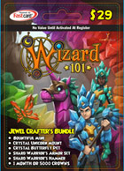 Wizard101 Jewel Crafter's Bundle