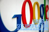 Cara Mendapatkan Kode Google Site Verifikasi/Verification