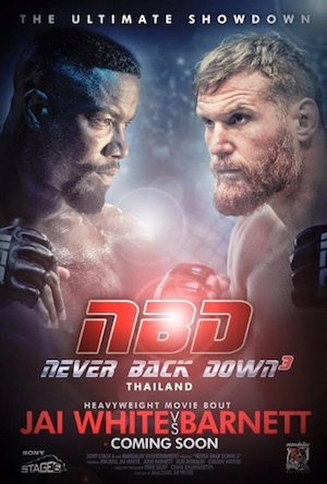 Poster Never Back Down: No Surrender 2016