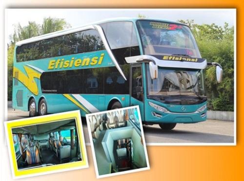bus tingkat efisiensi