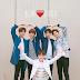 B1A4 comemora o quinto aniversário desde o debut!