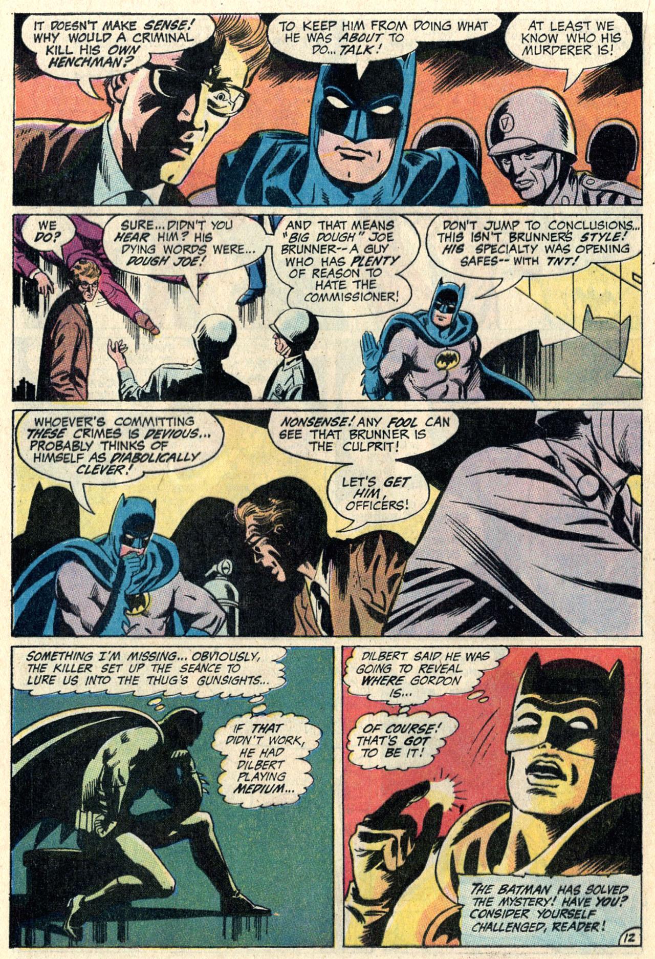 Detective Comics (1937) 399 Page 15