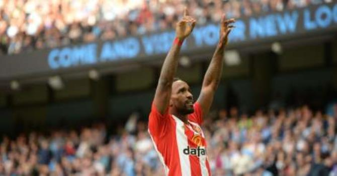 play   Jermain Defoe's goal against Bornemouth was the former England striker's sixth goal of the season (AFP/File)  For more sports news visit allSports.com.gh