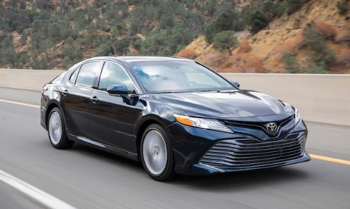 2020 Toyota Camry Convertible V6 Review
