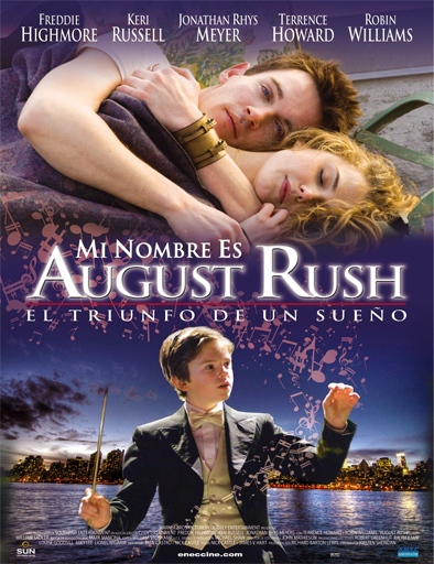 Ver El triunfo de un sueño (August Rush) (2007) Online