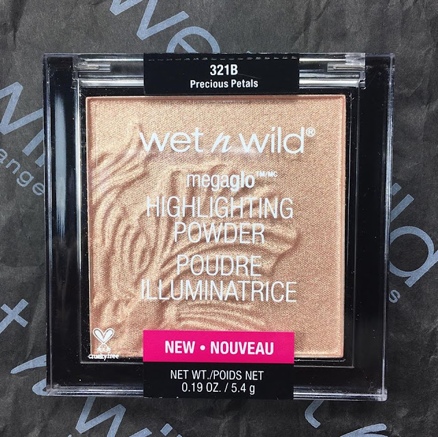 wet n wild mega glow highlighting powder in precious petals