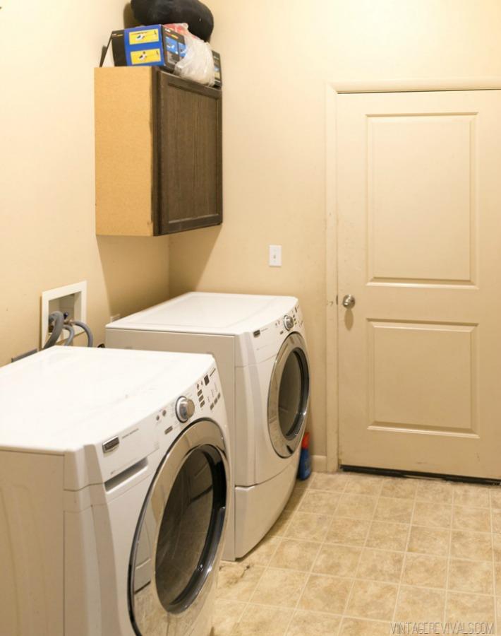 Decoraci n f cil paso a paso para crear un cuarto de for Cuarto lavanderia
