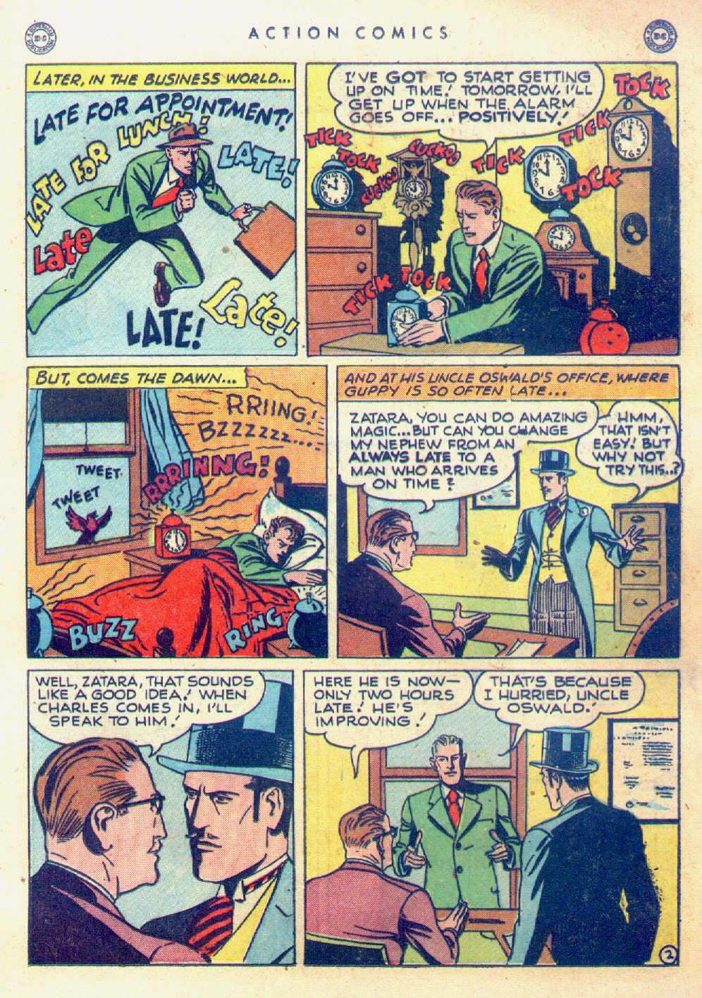 Action Comics (1938) 113 Page 16