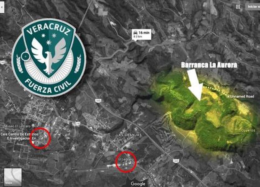 """""""La Aurora"""", la barranca donde policías de Veracruz desaparecían a sus víctimas"""