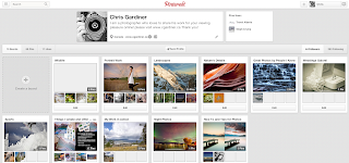 Chris Gardiner Photography is on Pinterest and you can now pin straight from the blog!