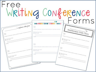 https://www.teacherspayteachers.com/Product/Free-Writing-Conference-Forms-2199604