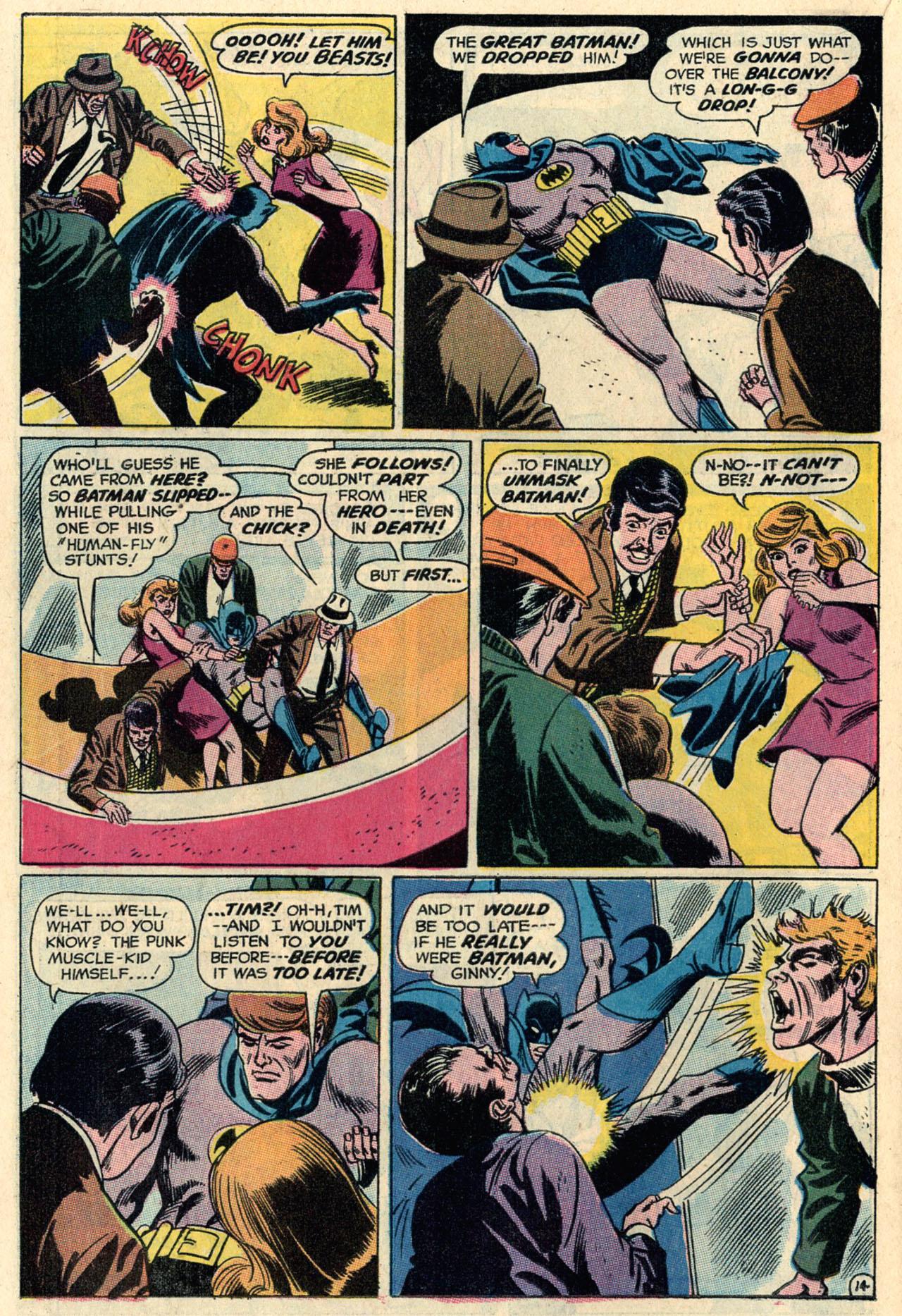 Detective Comics (1937) 391 Page 17