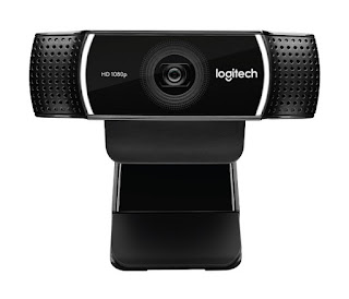 Logitech launches HD 1080p live streaming webcam, the C922 Pro Stream Webcam