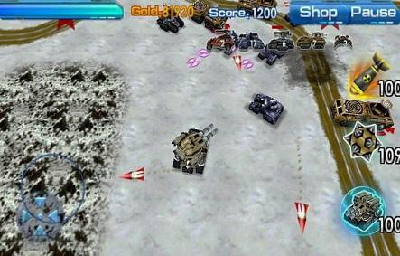 تحميل لعبة الدبابات Blast Tank 3D مهكرة للاندرويد