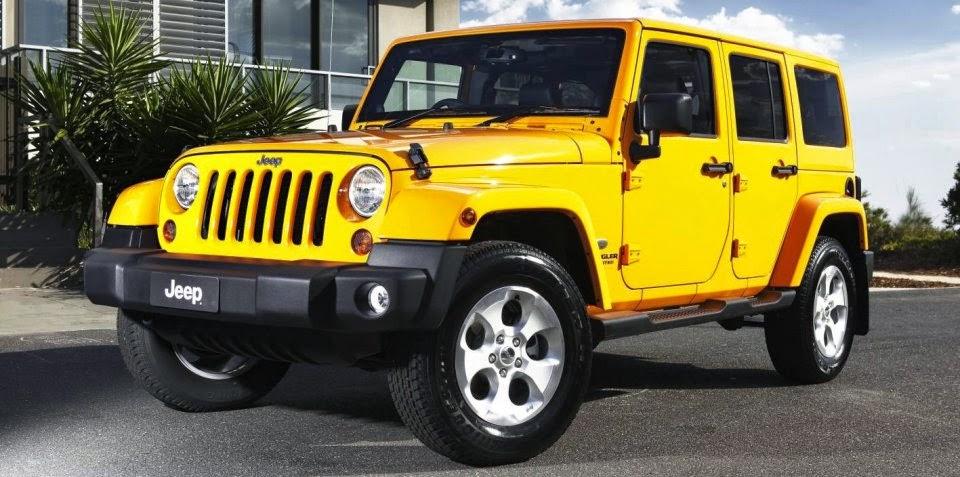 Perhatikan Baik-baik Bagian Mobil Jeep Bekas Berikut Ini Sebelum Putuskan Membelinya Agar Tidak Menyesal