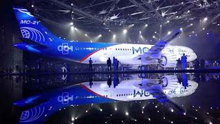 Avión ruso MS-21, listo para competir contra Boeing y Airbus, Créditos de image HispanTV - Nexo Latin