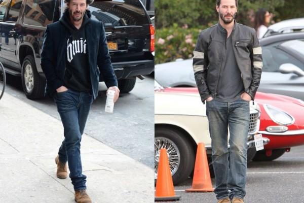 8 Fashion Andalan Keanu Reeves, Aktor dengan Gaya Santai yang Memesona