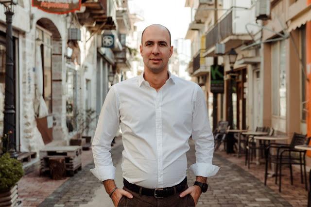 Ο Νικόλας Κάτσιος υποψήφιος δήμαρχος Σουλίου - Διαβάστε την ανακοίνωση υποψηφιότητας