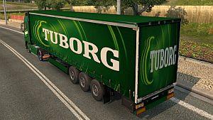 Tuborg Skin for Vovlo 2012 + trailer