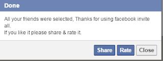 invitar amigos facebook gratis