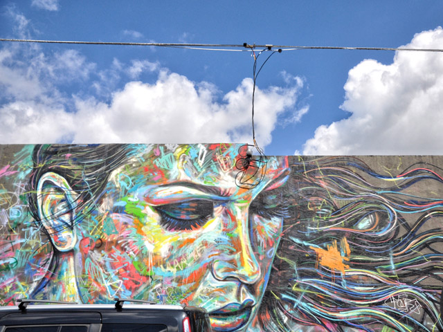 Wynwood Walls, Arts District Miami