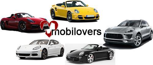 Gambar Mobil Porsche
