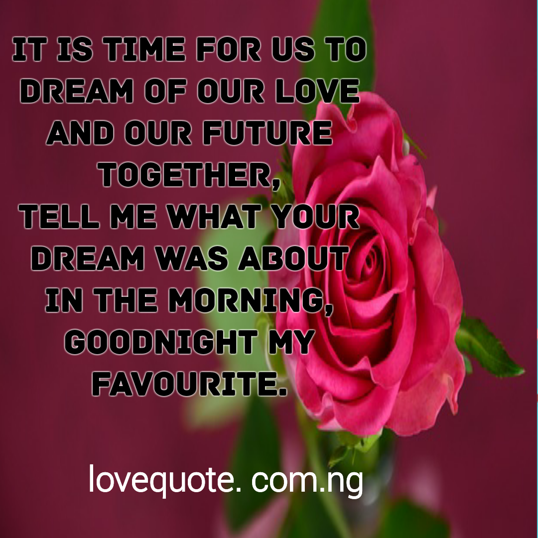 Good night love sms to my wife