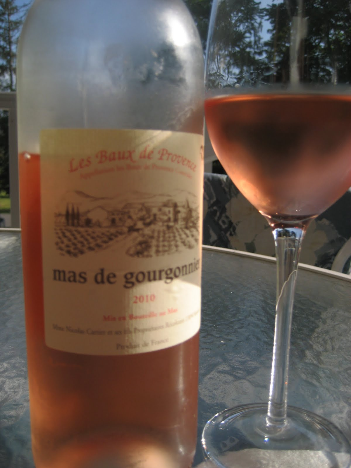 eb683b12eb1 Hudson Valley Wine Goddess  In Search of Rosé - Mas de Gourgonnier ...