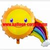 Balon Foil Sun Rainbow Mini