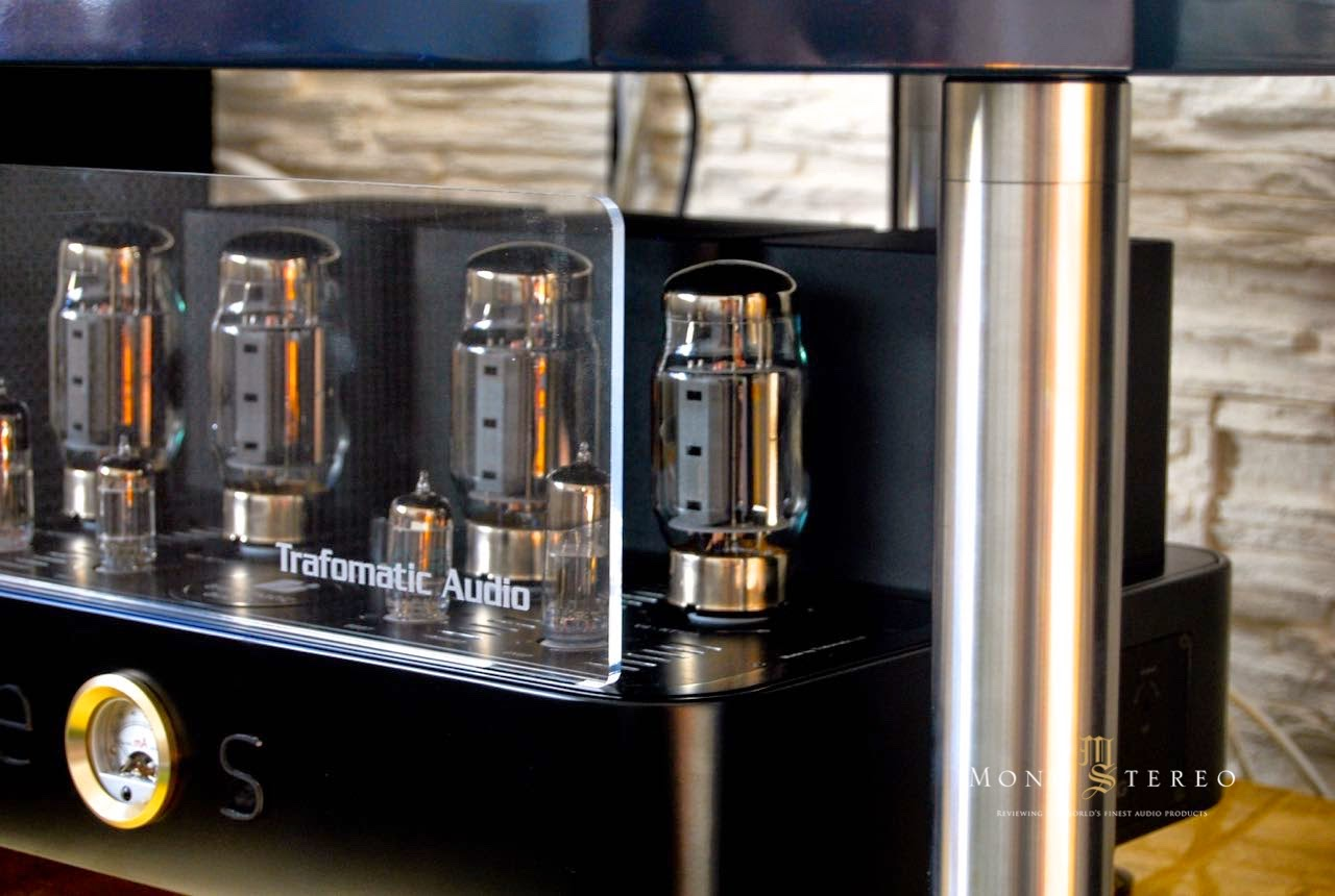 Trafomatic Audio EOS power amplifier review and test (Mono & Stereo)