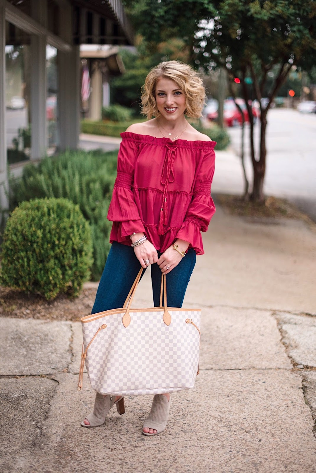 Transitioning to Fall Look - Something Delightful Blog