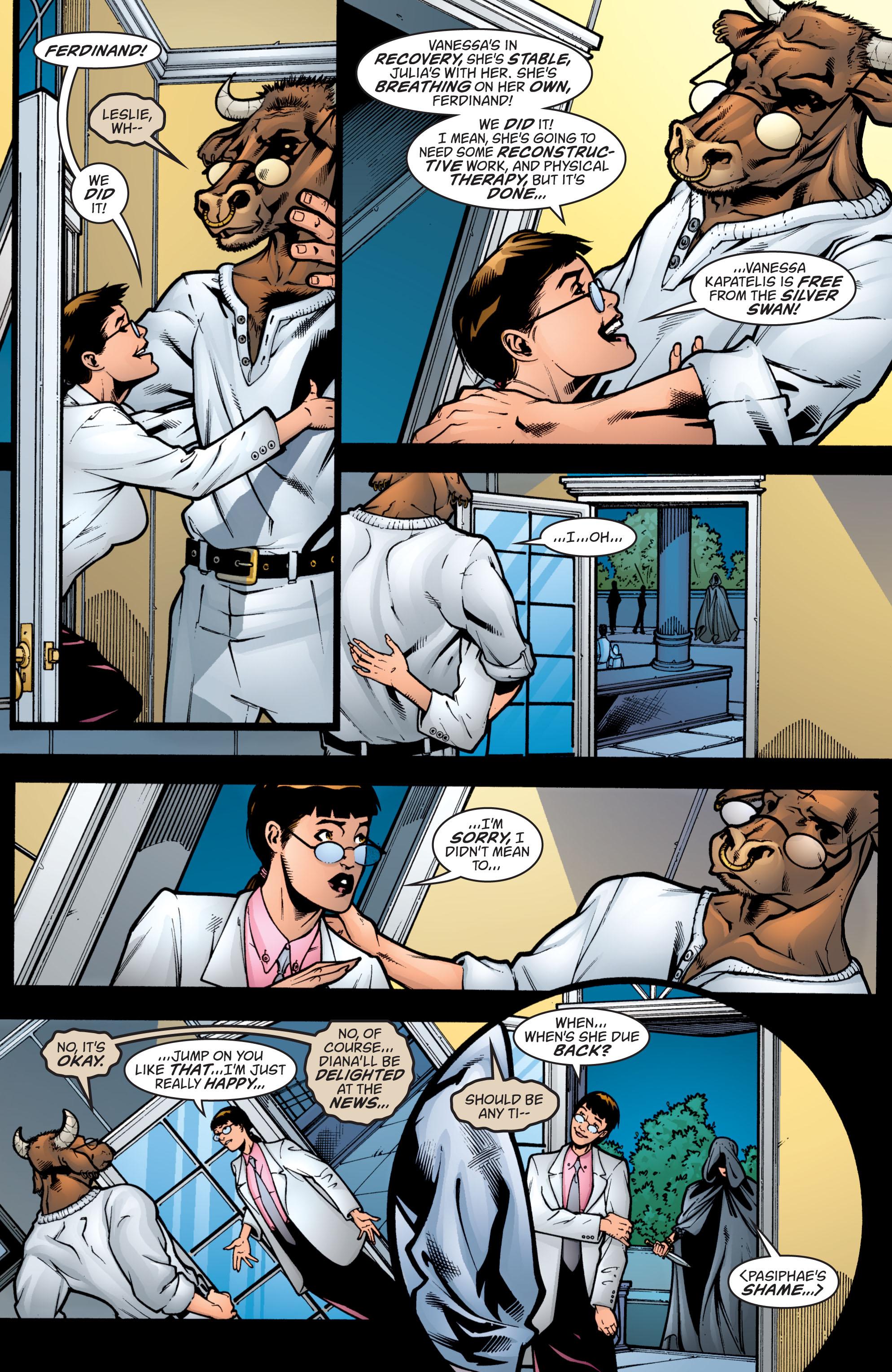 Read online Wonder Woman (1987) comic -  Issue #209 - 6
