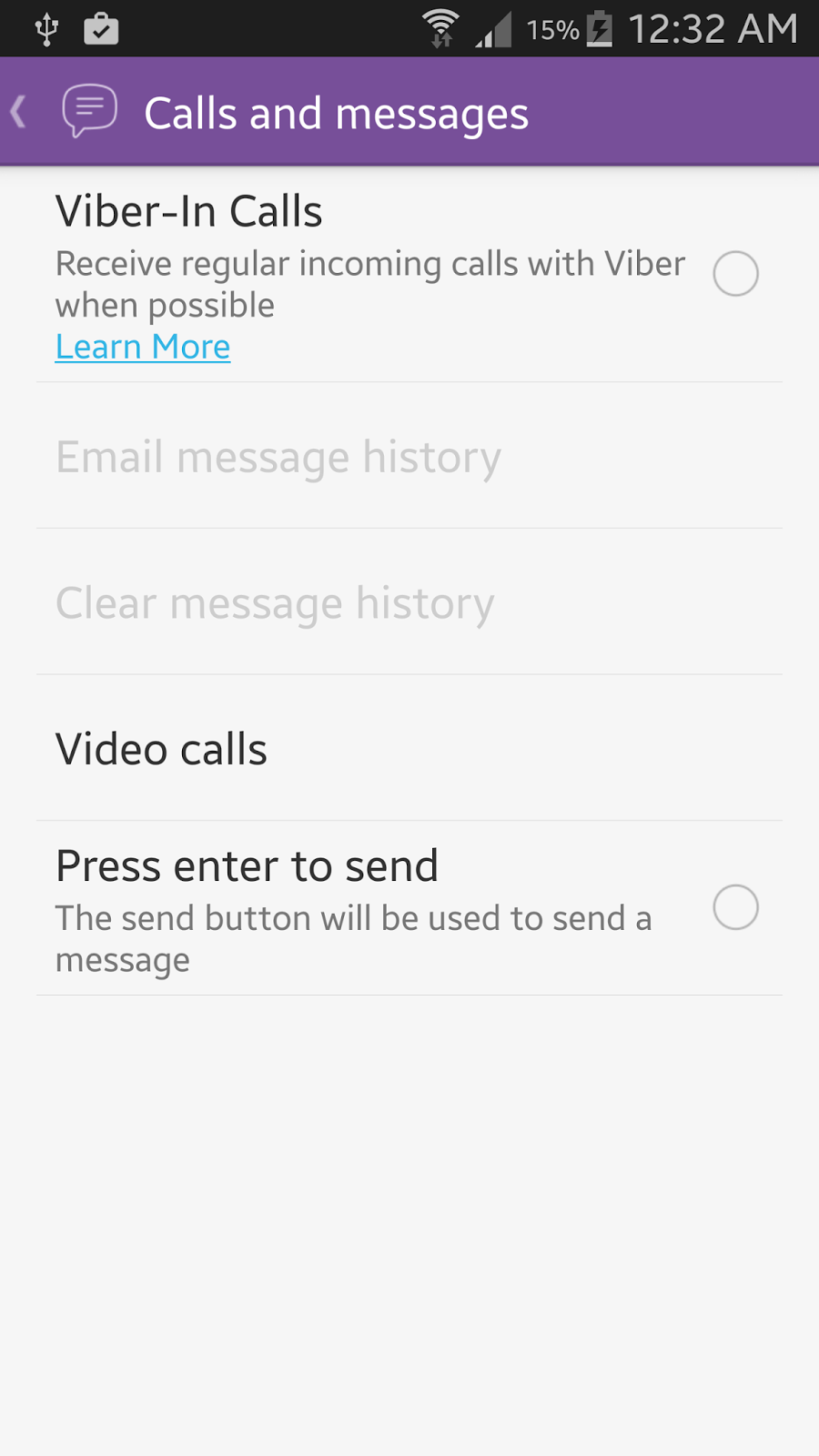 Viber Video Call Not Working: How To Fix It on Android - Brocade Blue
