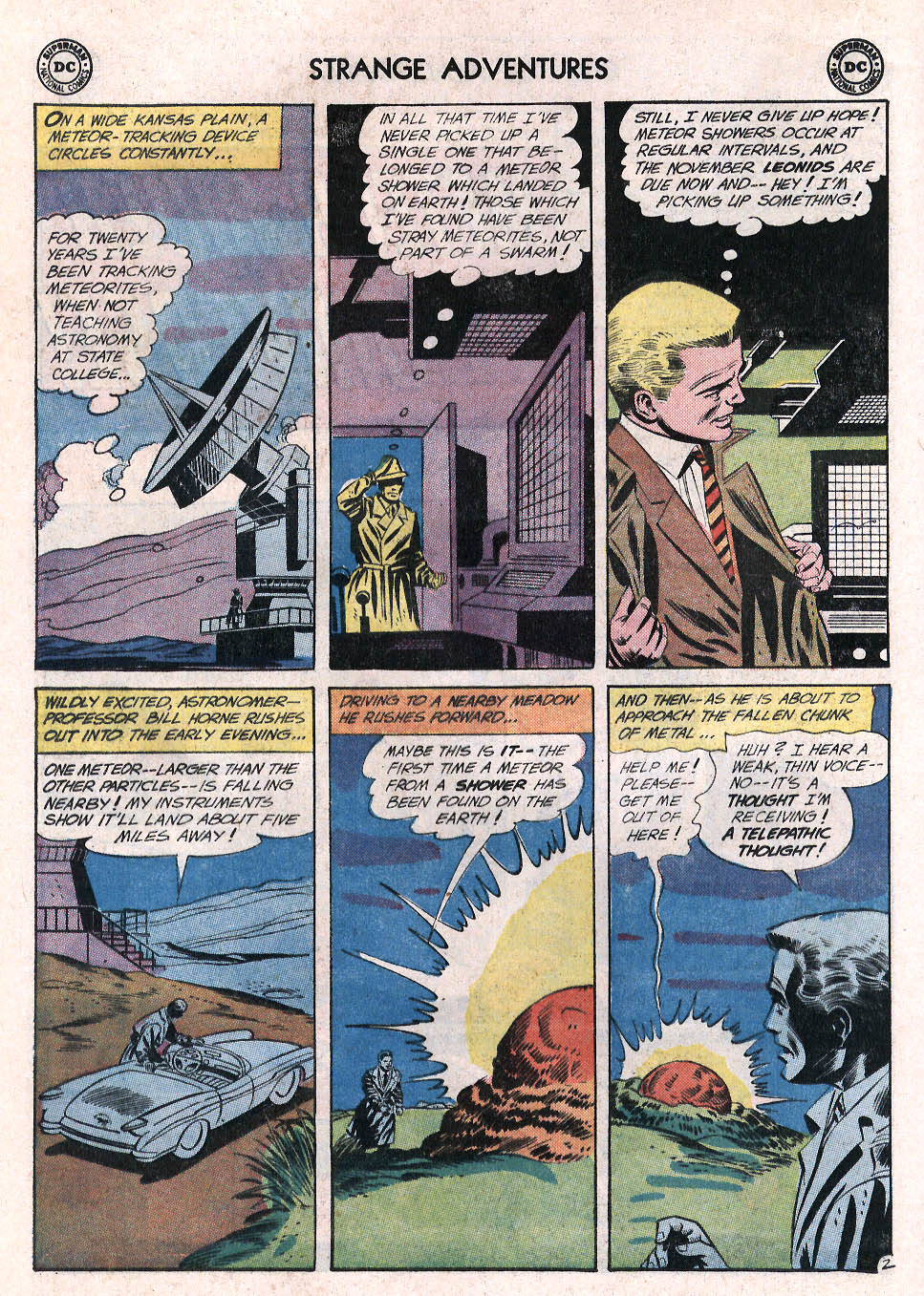 Strange Adventures (1950) issue 137 - Page 16