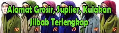 Alamat Grosir Supplier tempat Kulakan Hijab dan Fashion terlengkap di Ngawi Jatim