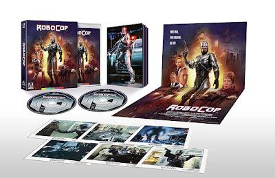 Robocop 1987 Bluray Collectors Edition Box Set