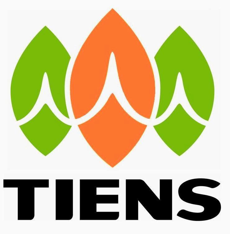 Logotipo de Tiens