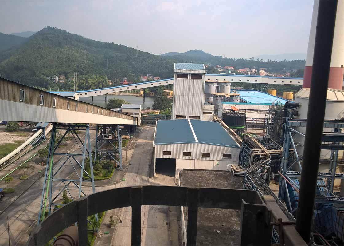Bảo Dưỡng quạt hút chân không - Tổ máy 300MW, NM Nhiệt điện Uông Bí