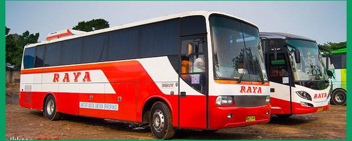 Agen Rute Dan Tarif Tiket Bus Raya Cari Agen Bus