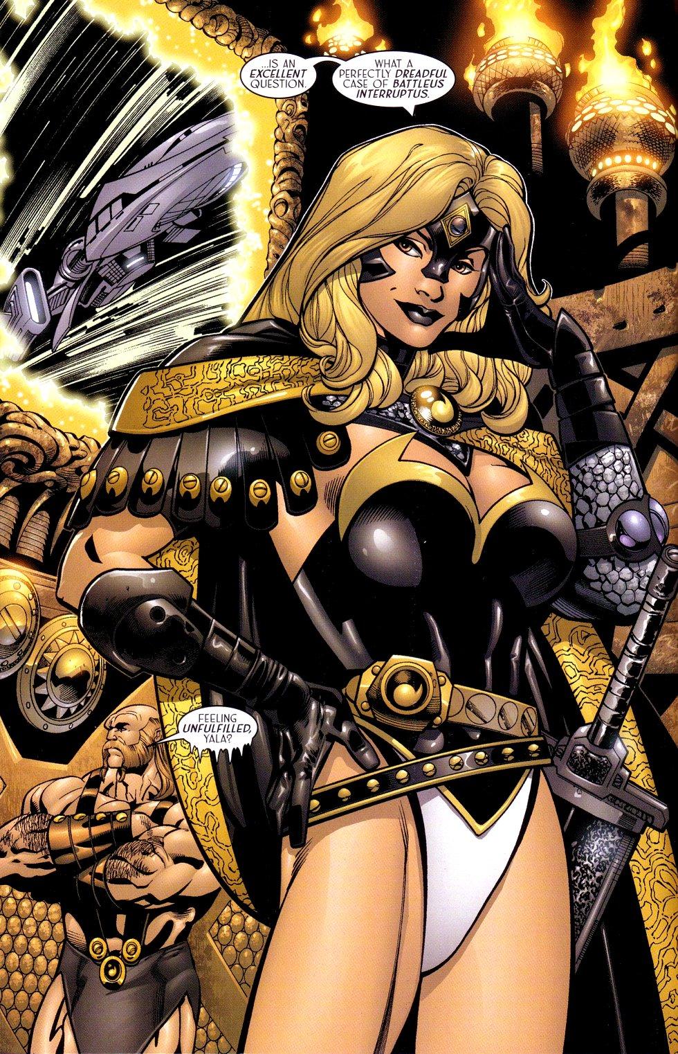 Read online Sigil (2000) comic -  Issue #18 - 7