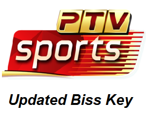 Ptv Sports New Biss Key on PakSat1R@38E