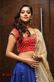 Actress Anu Emmanuel Pictures at Majnu Audio Launch  0013.JPG