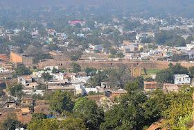 Chanderi Town